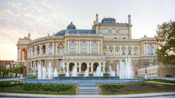 Odesa hotels near Odessa Opera and Ballet Theater