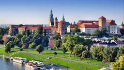 Find cheap flights from Inverness to Krakow