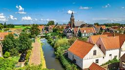 Find cheap flights from England to North Holland