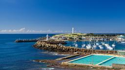 Wollongong motels