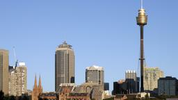 Sydney hotels near Sydney Tower