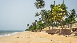 Find cheap flights from London City to Gabon