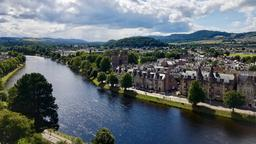 Find cheap flights from Asia to Inverness
