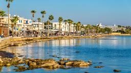 Find cheap flights from Birmingham to Paphos