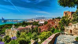 Find cheap flights from London Gatwick Airport to Málaga