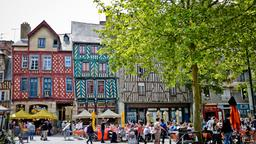 Hotels near Rennes-St Jacques Airport