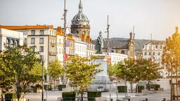 Clermont-Ferrand hotels near Musee Lecoq