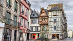 Quimper car hire