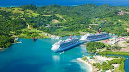 Find cheap flights from London to Roatan Island