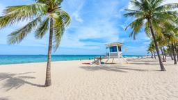 Find cheap flights from Newcastle upon Tyne to Florida