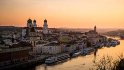 Passau car hire