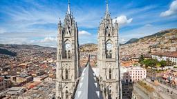 Find cheap flights from Leeds to Quito