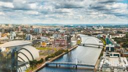 Find cheap flights from London Luton Airport to Glasgow