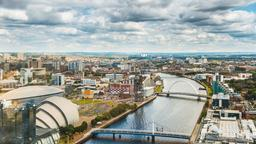 Find cheap flights from Poland to Glasgow Airport