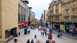 Find cheap flights from Okinawa to Glasgow