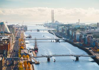 Dublin - Romantic, Shopping, Urban, Historic, Nightlife