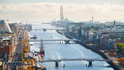Find cheap flights from London City to Dublin