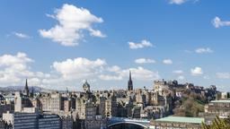 Find cheap flights from Arizona to Edinburgh