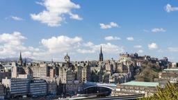 Find cheap flights from Chicago Midway Airport to Edinburgh