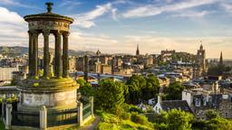 Find cheap flights from Chennai to Edinburgh