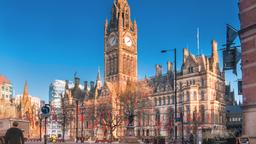 Manchester hotels in Albert Square - Town Hall