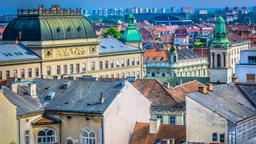 Find cheap flights from Newcastle upon Tyne to Zagreb