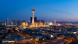 Find cheap flights from Newark Liberty Airport to Las Vegas