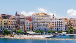 Find cheap flights from Belfast to Corfu