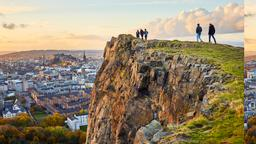 Find cheap flights from London Stansted Airport to Edinburgh