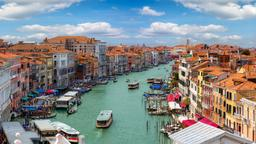 Find cheap flights from Northern Ireland to Venice Marco Polo Airport