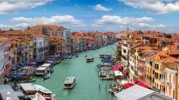 Find cheap flights from Glasgow Airport to Venice