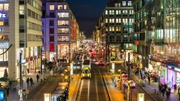 Find cheap flights from London City to Berlin