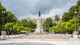 Sevilla hotels near Plaza Nueva