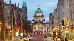 Belfast hotels near Ulster Hall