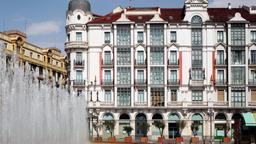 Hotels near Valladolid airport
