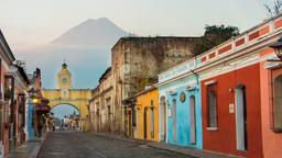 Find cheap flights to Guatemala City