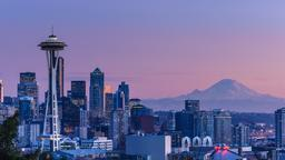 Find cheap flights from Bristol to Seattle
