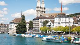 Zurich hotels near Grossmünster