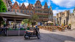 Ghent hotels near Ons Huis