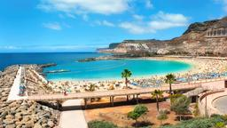Find cheap flights from Scotland to Gran Canaria
