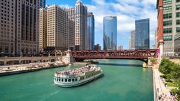 Find cheap flights from Manchester to Chicago