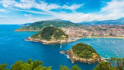Hotels near San Sebastian Airport