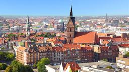 Find cheap flights from Scotland to Hannover