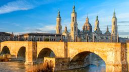 Find cheap flights from London Stansted Airport to Zaragoza