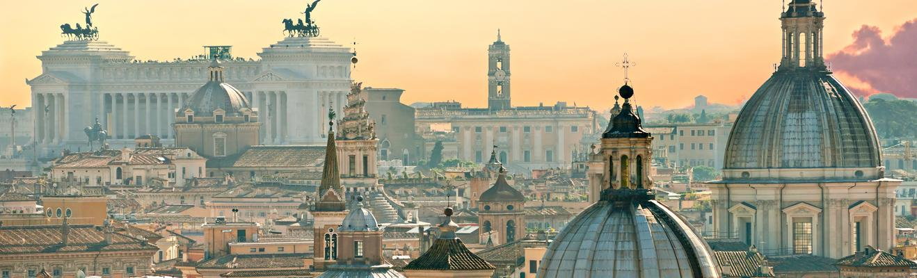 Rome - Romantic, Urban, Historic