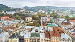 Find cheap flights from London City to Lviv