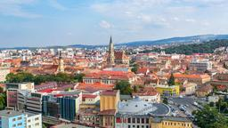 Cluj Napoca hotels near Palace of Justice
