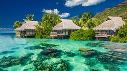 Find cheap flights from Scotland to Tahiti