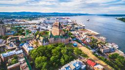 Find cheap flights from London Gatwick Airport to Québec City