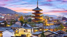 Find cheap flights to Kyoto